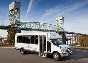 24 Passenger Vip Bus